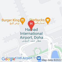 Map ORYX AIRPORT HOTEL -TRANSIT ONLY