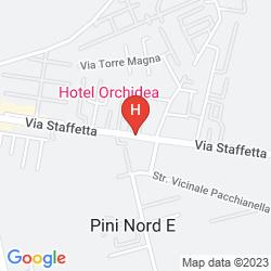 Map ORCHIDEA