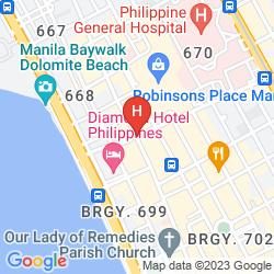 Map VIEVE HOTEL