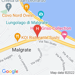 Map CASA SULL'ALBERO