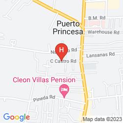 Map CASANAS SUITES