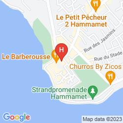 Map BRAVO GARDEN