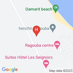 Map PALLAX RESIDENCE