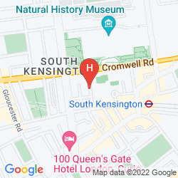 Map ACACIA HOUSE