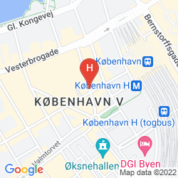 Map ANDERSEN BOUTIQUE