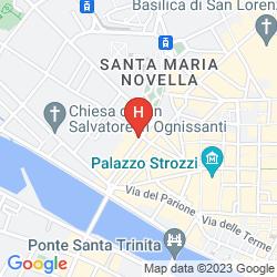 Map UNICORNO