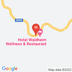 Map WALDHEIM RESORT & SPA