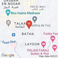 Map RIAD TAHRA