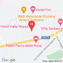 Map VALLE ROSSA