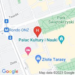 Map INTERCONTINENTAL