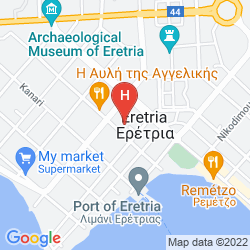 Map GRAND BLEU SEA RESORT HOTEL