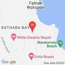 Map SUNCONNECT EVITA