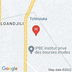 Map RESIDENCE SAINT-JACQUES CENTRE VILLE