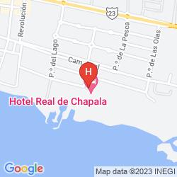 Map REAL DE CHAPALA