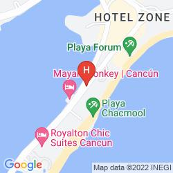 Map OCEAN DREAM BPR