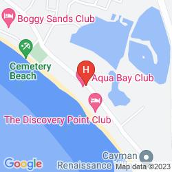 Map AQUA BAY CLUB LUXURY CONDOS