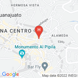 Map BOUTIQUE CASA MELLADO