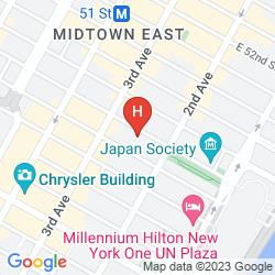 Map VANDERBILT YMCA