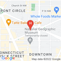Map BEACON HOTEL & CORPORATE QUARTERS