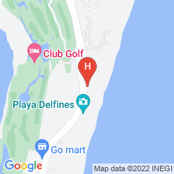 Map ROYAL SOLARIS CANCUN