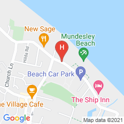 Map THE MANOR HOTEL