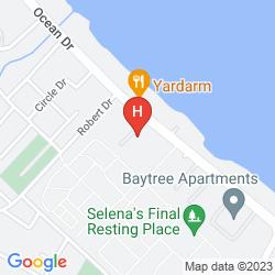 Map CATALINA MOTEL