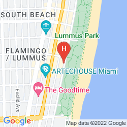 Map CASA GRANDE SUITES BY SOUTH BEACH VACATIONS