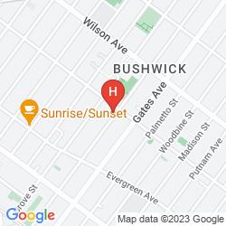 Map A HOSTEL