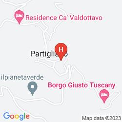 Map BORGO GIUSTO