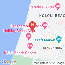 Map KAIRABA HOTEL