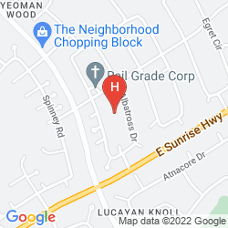 Map PORT LUCAYA RESORT & YACHT CLUB