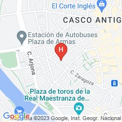 Map REYES CATOLICOS