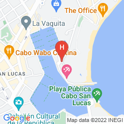 Map BREATHLESS CABO SAN LUCAS - ALL INCLUSIVE - ADULTS ONLY