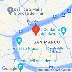 Map ROYAL SAN MARCO