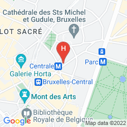 Map 9 HOTEL CENTRAL