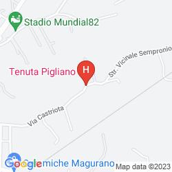 Map TENUTA PIGLIANO