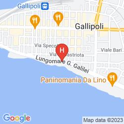 Map RESIDENCE GALILEI CARPE DIEM