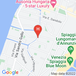 Map VILLA ANGELICA