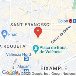 Map SOROLLA CENTRO