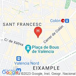 Map VINCCI LYS