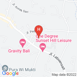 Map HIDDEN HILLS VILLAS