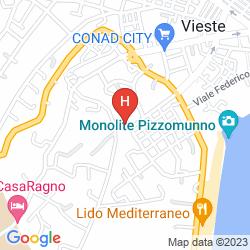 Map DEGLI ARANCI