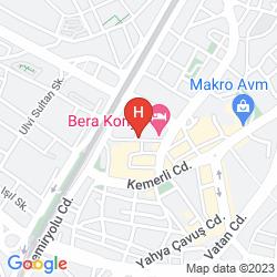 Map RIXOS