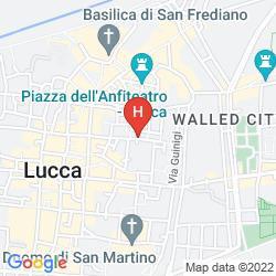 Map RESIDENZA SANT' ANDREA
