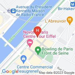 Map YOOMA URBAN LODGE