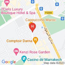 Map AKABAR