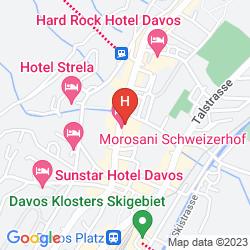 Map MOROSANI SCHWEIZERHOF