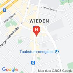 Map ERZHERZOG RAINER