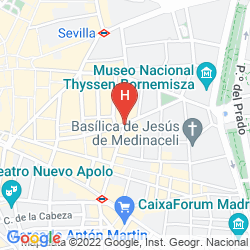 Map VINCCI SOHO
