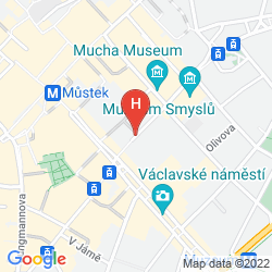 Map AZ HOSTEL